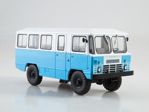 APP-66 1:43 Modimio Our Buses #17
