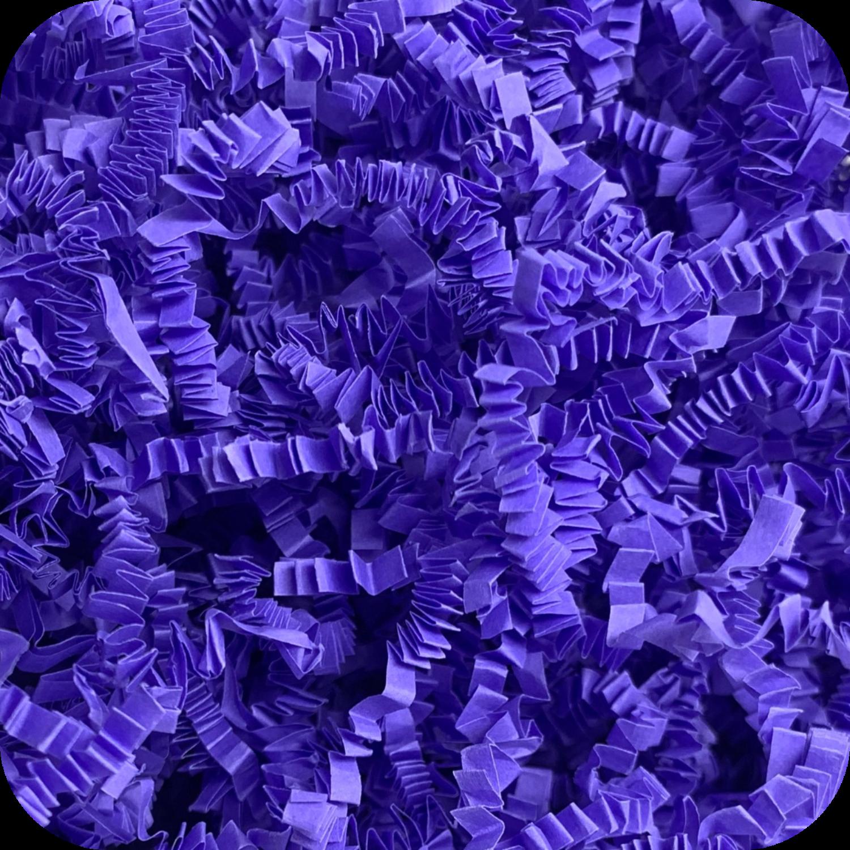 Бумажный наполнитель. Фиолетовый пергамент