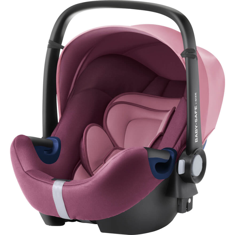Britax Roemer Baby-Safe² i-Size Автокресло Britax Roemer Baby-Safe2 i-Size Wine Rose britax-roemer-baby-safe-i-size-wine-rose-6.jpg