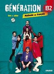 Generation B2 - Livre + cahier + CD mp3 + DVD