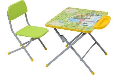 Комплект детской мебели Фея Досуг 101 Динозаврики
