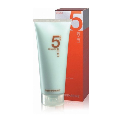 FABBRIMARINE | Крем-лифтинг для коррекции фигуры увлажняющий «Шаг 5.  Взлёт» / Step 5 Moisturizing body Cream, (200 мл)