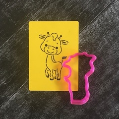 Жираф №3