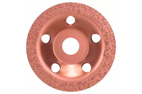 Твердосплавный чашечный шлифкруг 115 мм (мелкозернистый) 2 608 600 177
