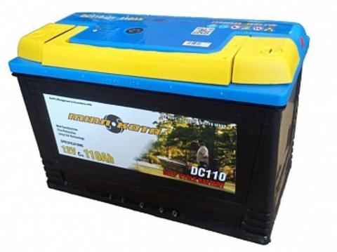 Аккумулятор MK-SCS110 (глуб. разрядки, 110 а/ч, MK -DC110  )