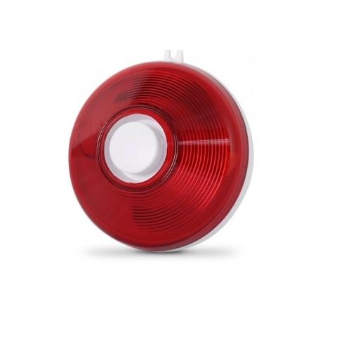 Оповещатель свето-звуковой Гром-12КП IP 55