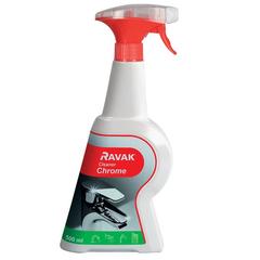 Купить чистящее средство для смесителей Ravak Cleaner Chrome 500мл X01106 в Краснодаре