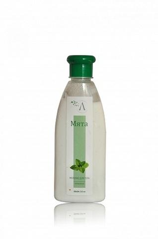 Молочко для тела Мята охлаждающее, бутылка 250 мл