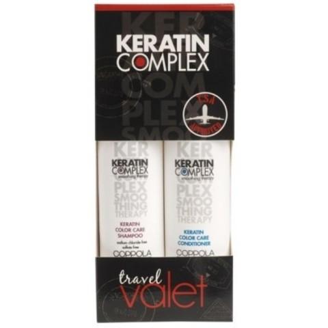 Keratin Complex: Дорожный набор