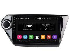 Магнитола Kia Rio 2011-2017 Android 10 4/64GB IPS DSP модель KD-1894PX5