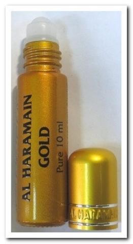 AL HARAMAIN GOLD / Аль Харамайн Золото 10мл