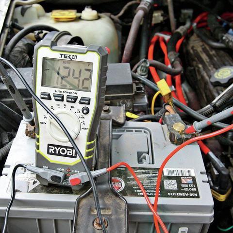 Диагностика электрики Прадо 150