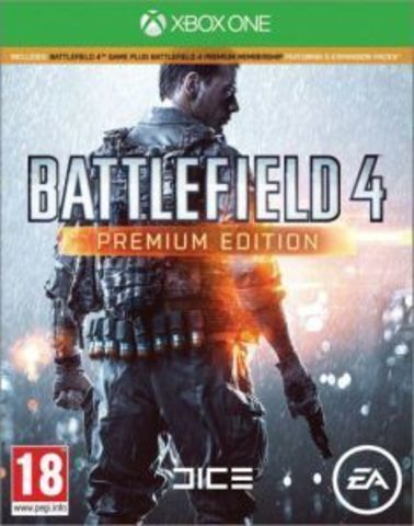 Battlefield 4. Premium Edition (Xbox One/Series X, русская версия)
