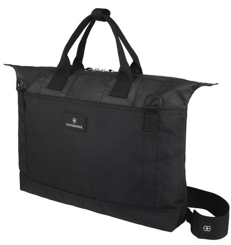 Сумка наплечная VICTORINOX Altmont™ 3.0 Laptop Brief 15,6', чёрная, нейлон Versatek™, 48x8x34 см, 14 л (32389501)