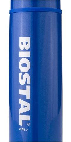 Термос Biostal Flër (0,35 литра), синий