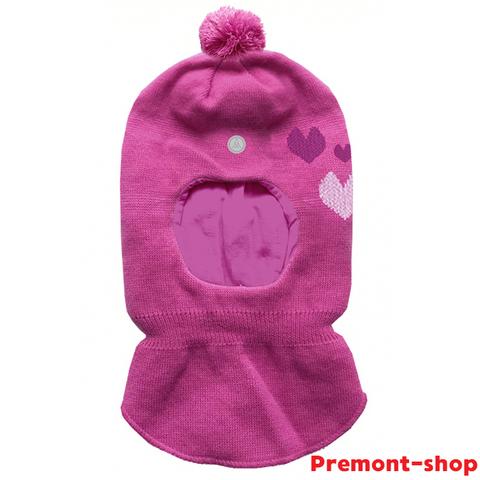 Шлем Premont вязаный WP91886 PINK