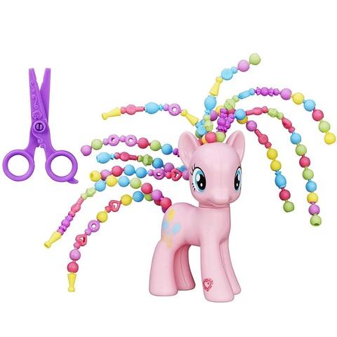 My Little Pony Магия Дружбы Прически для Пинки Пай