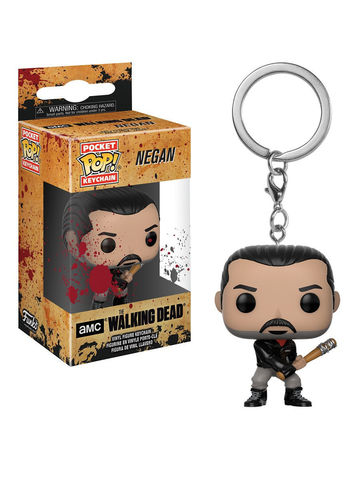 Брелок Funko Pocket POP! Keychain: The Walking Dead: Negan 21189-PDQ