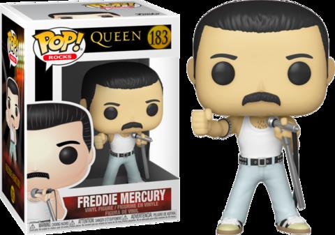 Фигурка Funko Pop! Rocks: Queen - Freddie Mercury (Radio GaGa)