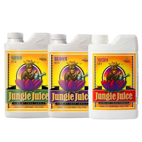 Комплект минеральных удобрений Jungle Juice 1L от Advanced Nutrients
