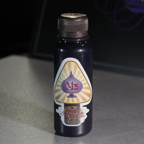 Пинстрайпинг (pinstriping) Эмаль для пинстрайпинга С-13, Ультрамарин Фиолетовый, 100 мл ультрамаринфиолетовый.jpg