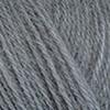 Пряжа Nako Mohair Delicate 6129 (Средне-серый меланж)