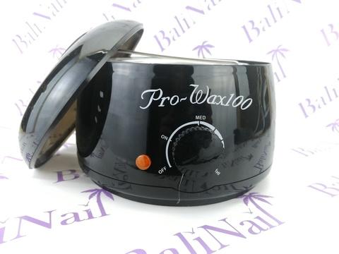 Воскоплав Pro-Wax 100 (нагрев 360 гр), черный