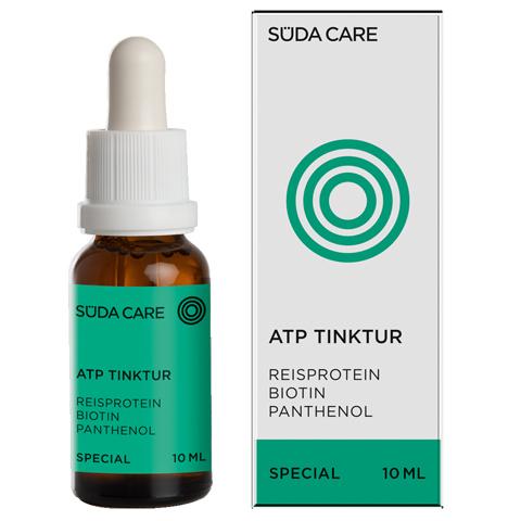 SUDA Профилактическая лечебная серия: Настойка для устранения вросшего ногтя (ATP Tinktur), 10мл