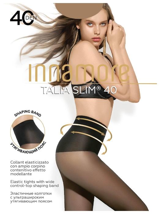Innamore Talia Slim 40 колготки женские