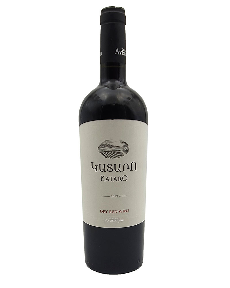 Вино Kataro Красное сухое 14,5% 0,75 л.