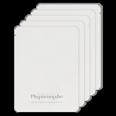 Phy-MongShe Маска для интенсивного восстановления кожи Swanimask 5 шт