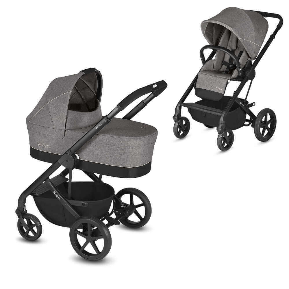 Cybex Balios S 2 в 1, для новорожденных Детская коляска Cybex Balios S 2 в 1 Manhattan Grey CYB_18_EU_MAGR_BaliosS_2in1_composite_DERV_HQ.jpg