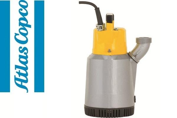 Погружной насос WEDA 10N 400В-3ф-50Гц с поплавком