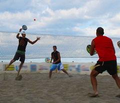 Сетка универсальная (волейбол, теннис, бадминтон) 9,5х1м, ячейки 40х40мм + стальной трос.