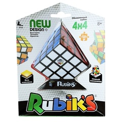 Кубик Рубика 4х4 без наклеек