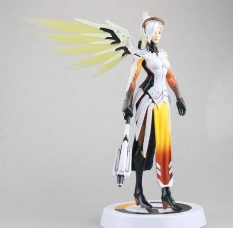 Фигурка Overwatch Mercy, 28 см