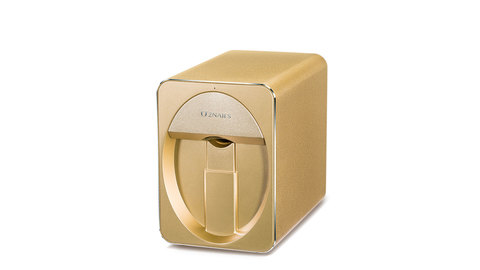 Принтер для ногтей O2Nails H1 Gold (золотой)