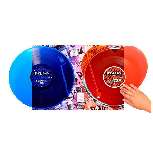 Игровой набор Remix OMG 2-Pack Punk Grrrl и Rocker Boi, 24 см, 567288