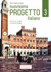 Nuovissimo Progetto italiano 3 – Quaderno degli...