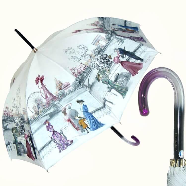 Зонт-трость Guy de Jean Paris 1900