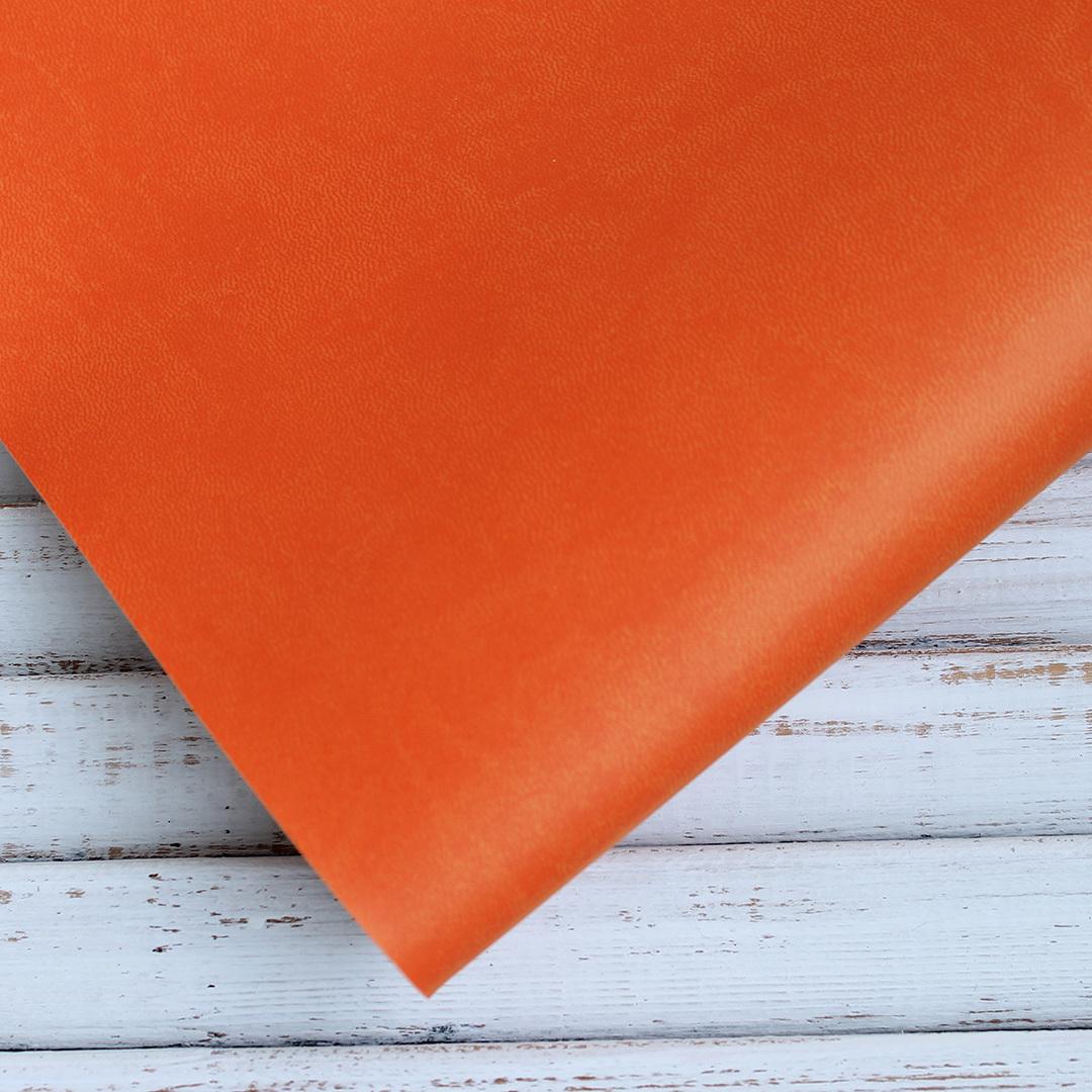 Искусственная кожа SyNT3 VIVELLA мандариновый