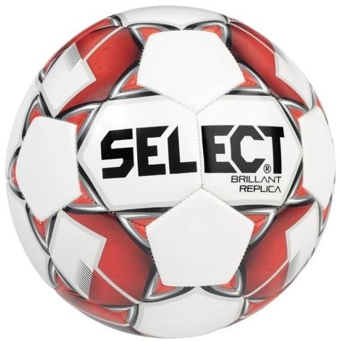 Мяч футбольный детский Select Brillant Replica №4