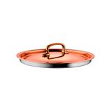 Крышка 20 см, медь, нержавеющая сталь, Gustibus, артикул 25261-20, производитель - Ruffoni