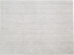 Ковер Lorena Canals Braids Pearl Grey (120 x 160)