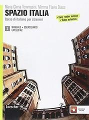 Spazio Italia 2 Libro + Esercizi