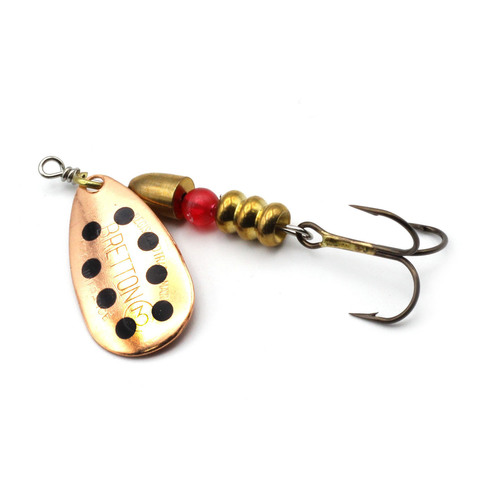 Блесна Fishycat Bretton Original - №3 /  CBD