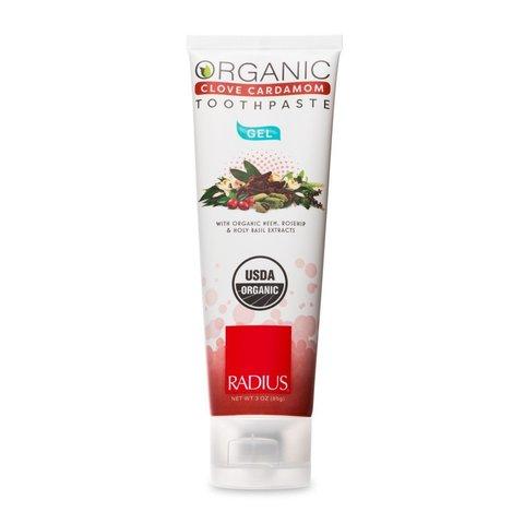 RADIUS Органическая гелевая зубная паста