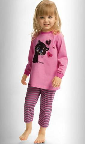 GNML304 пижама для девочек