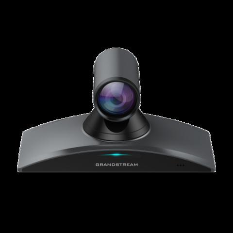 Grandstream GVC3220 - система для видео-конференцсвязи. Android 9.0, до 4К Full HD, 8 Мп камера, 12кратный зум, встроенный WiFi, 1x HDMI In, 2x HDMI Out, 1x Line in/out, 1x Media