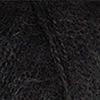 Пряжа Nako Mohair Delicate 6130 (Черный)